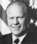 Commissioner Gerald Ford